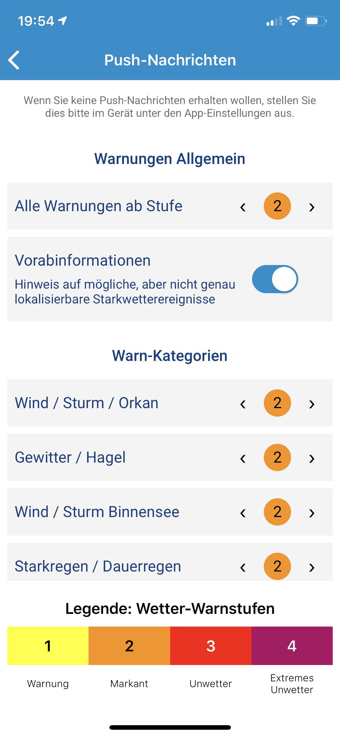 App_Umweltinfo_Warnungen_für_Kategorien