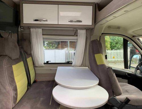 Wohnmobil Ausstattung Pössl D-LINE vom Autor Christoph