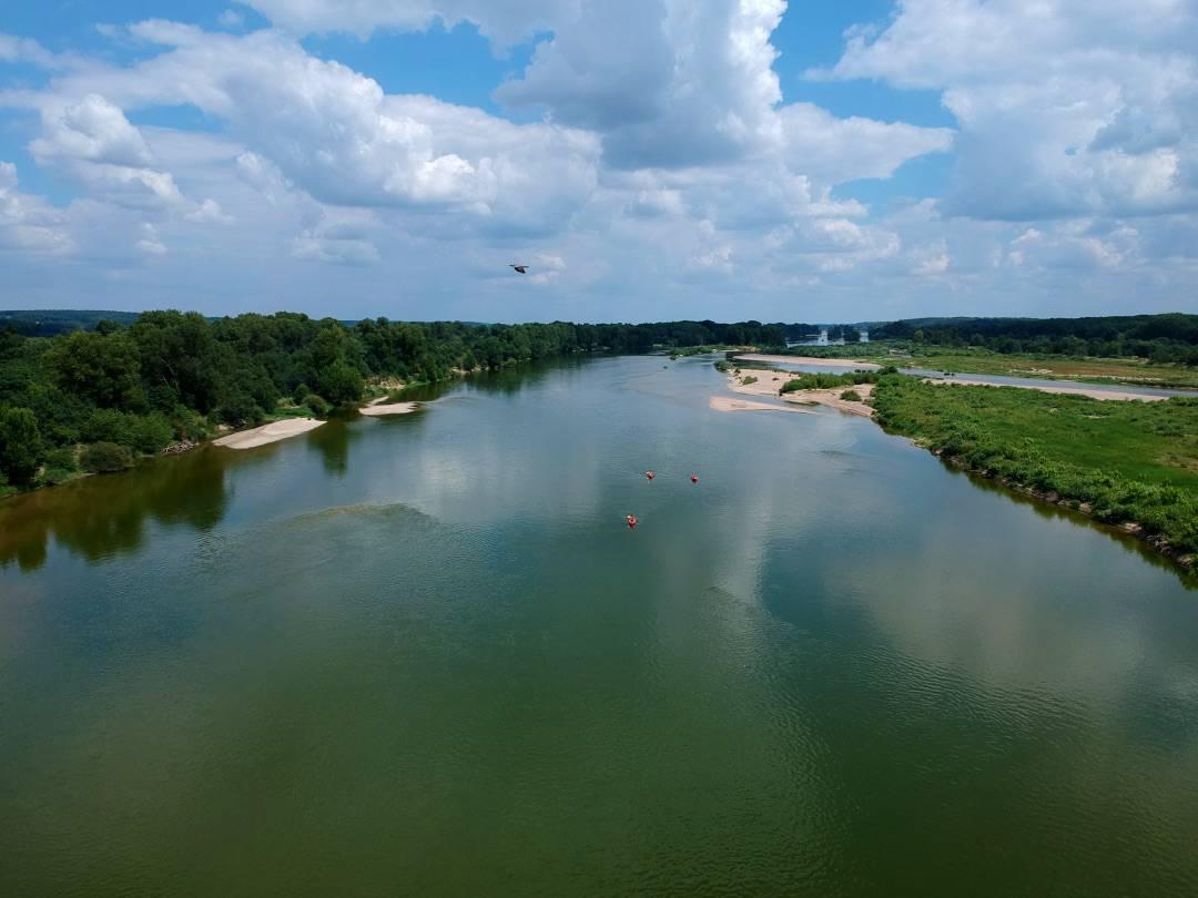 DJI Frankreich Loire