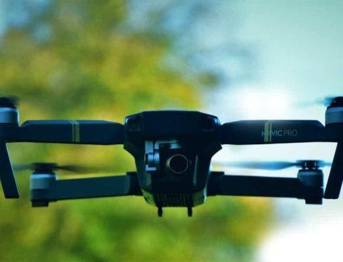 Drohne im Camper-Einsatz für die perfekten Urlaubs-Fotos