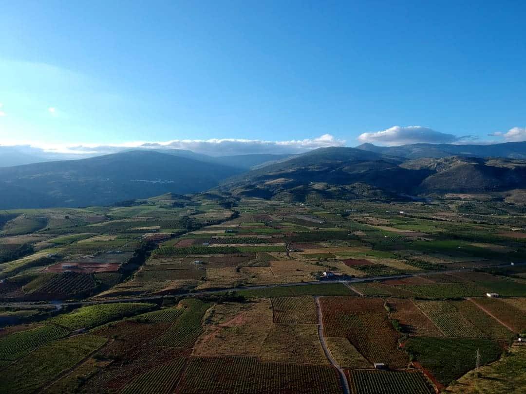 DJI Sierra Nevada