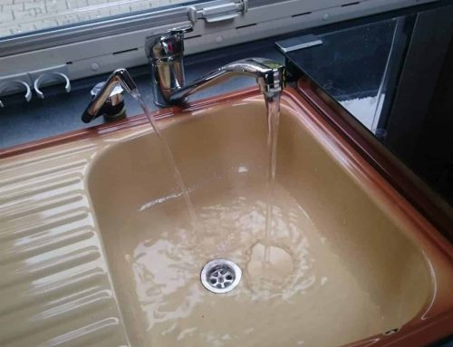 Einbau eines zusätzlichen Wassertanks nur für Trinkwasser