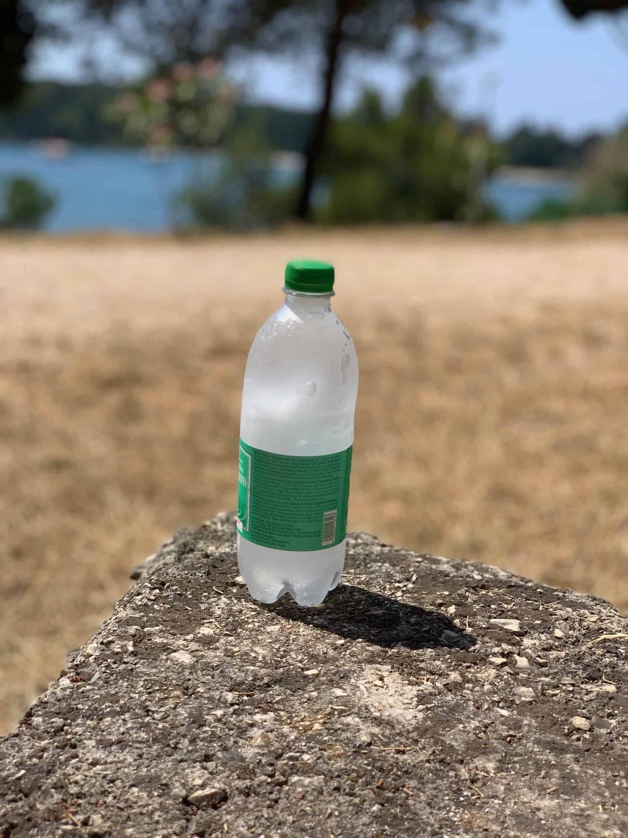 Eingefrorenes_stilles_Wasser_in_PET_Flasche