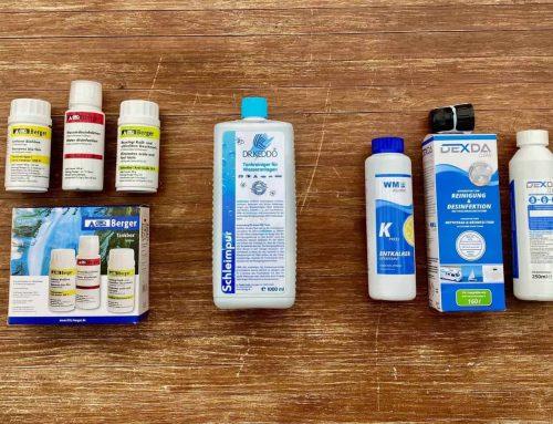 3 Wassertankreiniger – Erfahrungen und Vergleich