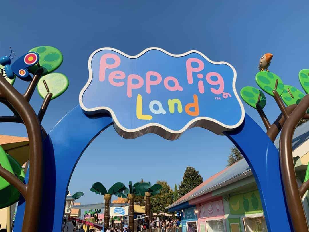 Gardaland Peppa Pig