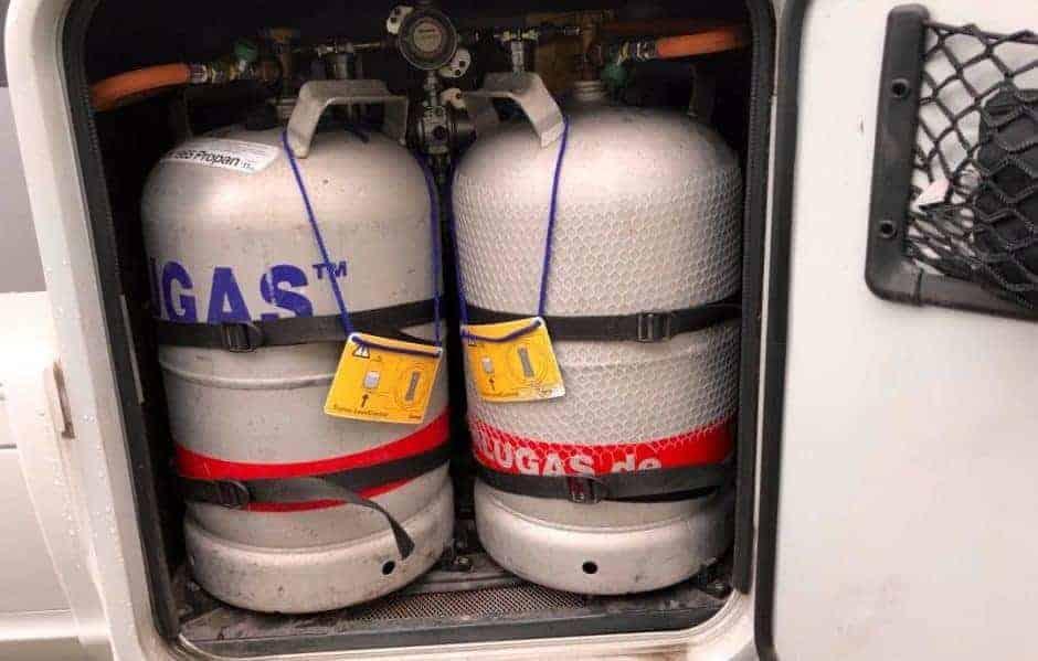 Bekannt Alu- und Stahl-Gasflaschen - alle Daten und die Erfahrungen CP48
