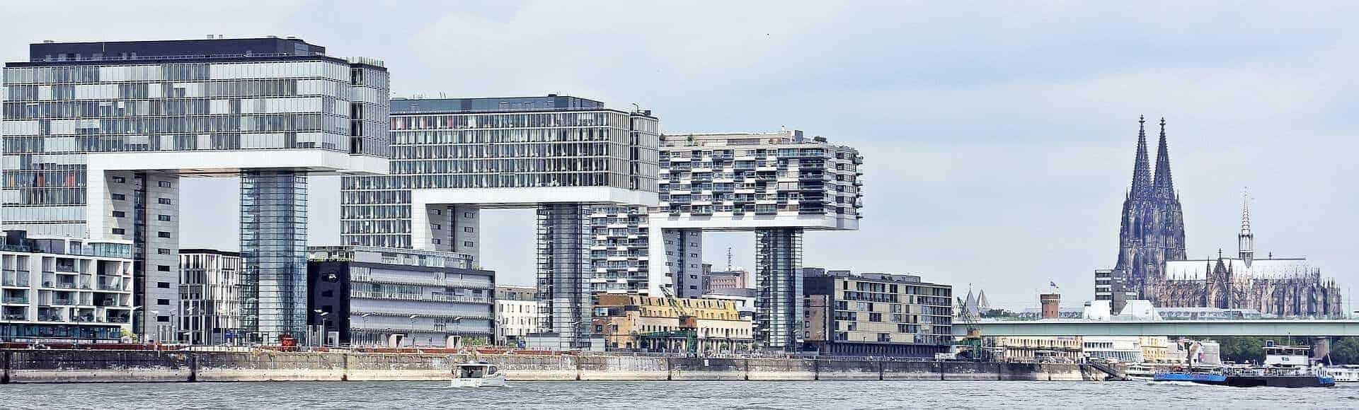 Köln_Kranhäuser