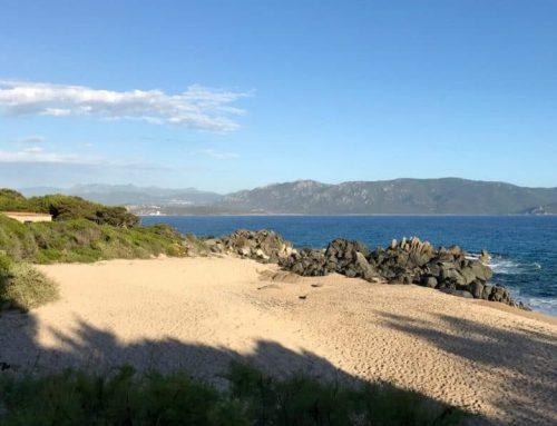 Besondere Plätze zum campen in der Sonne, Strand und Meer