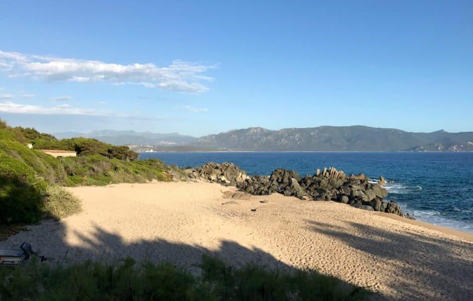 Korsika Strand