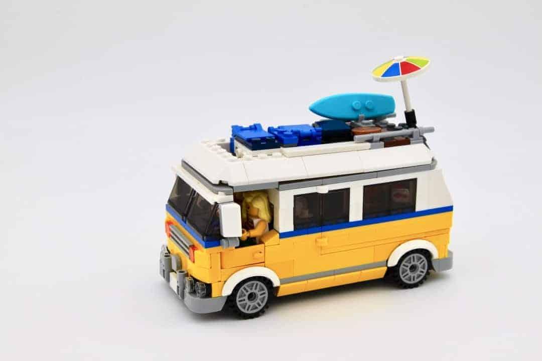 Lego Campervan