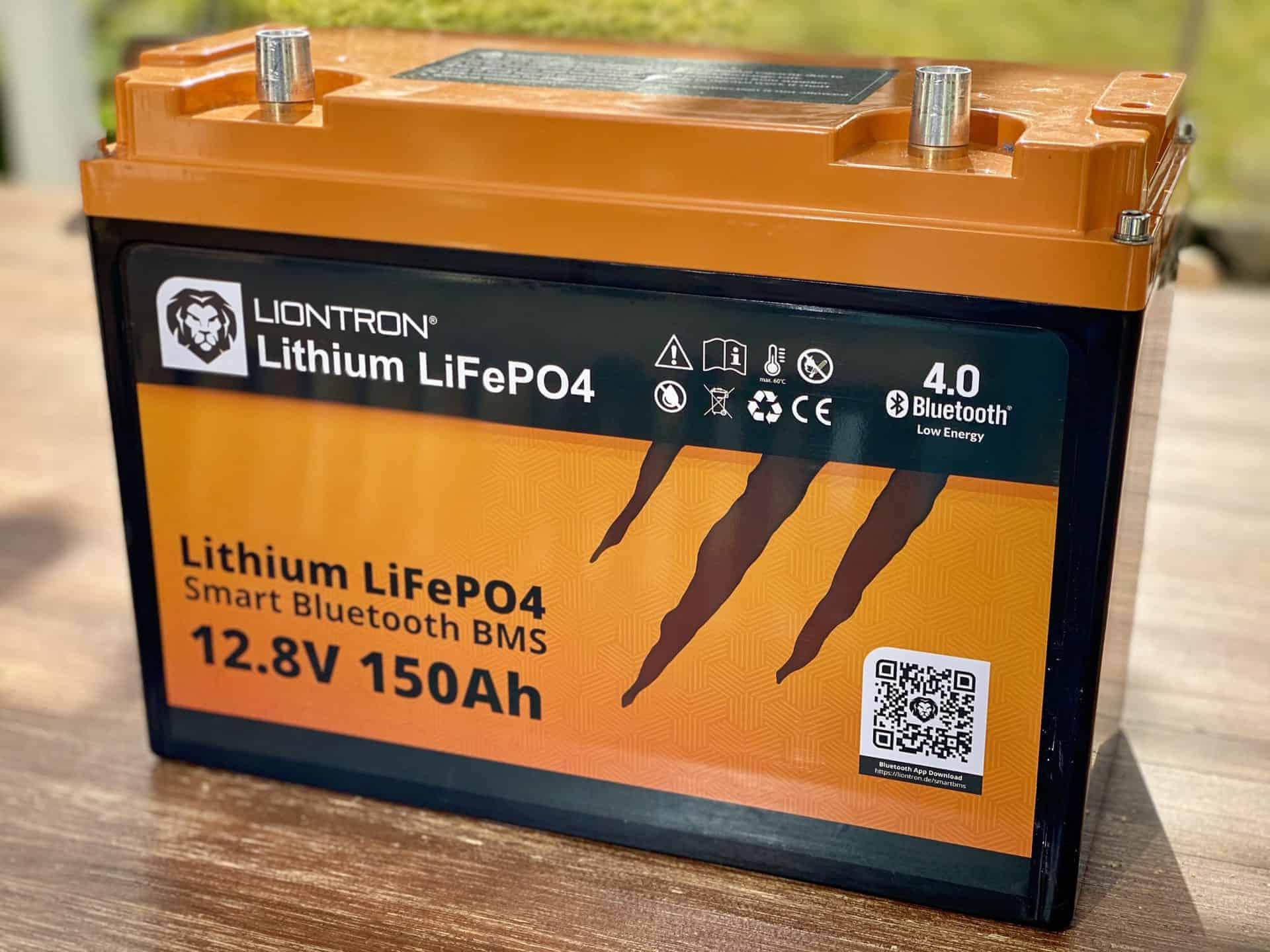 Von der Blei- zur Lithium Batterie im Camper - Vor- und Nachteile