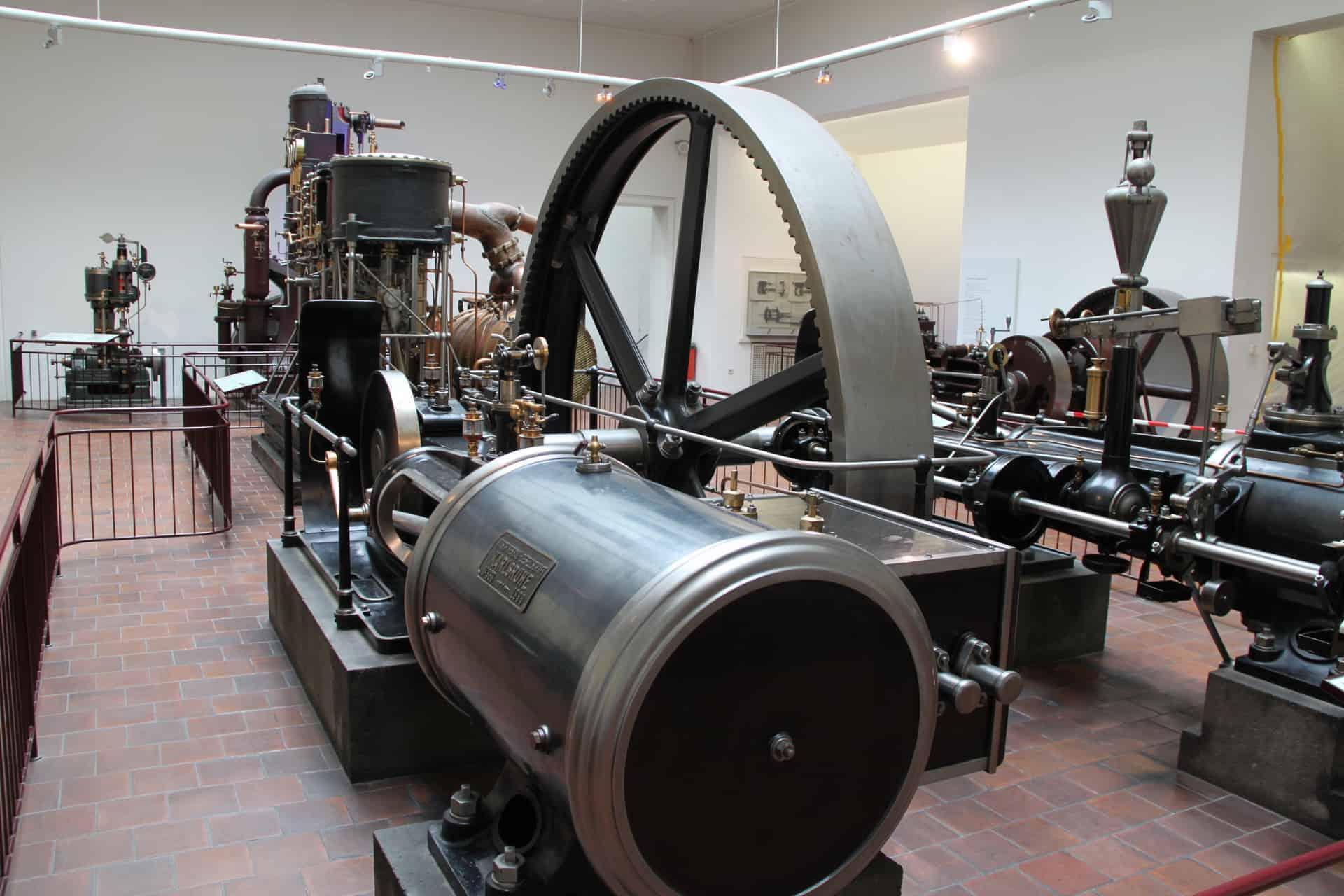 München_Deutsches_Museum_Dampfmaschinen