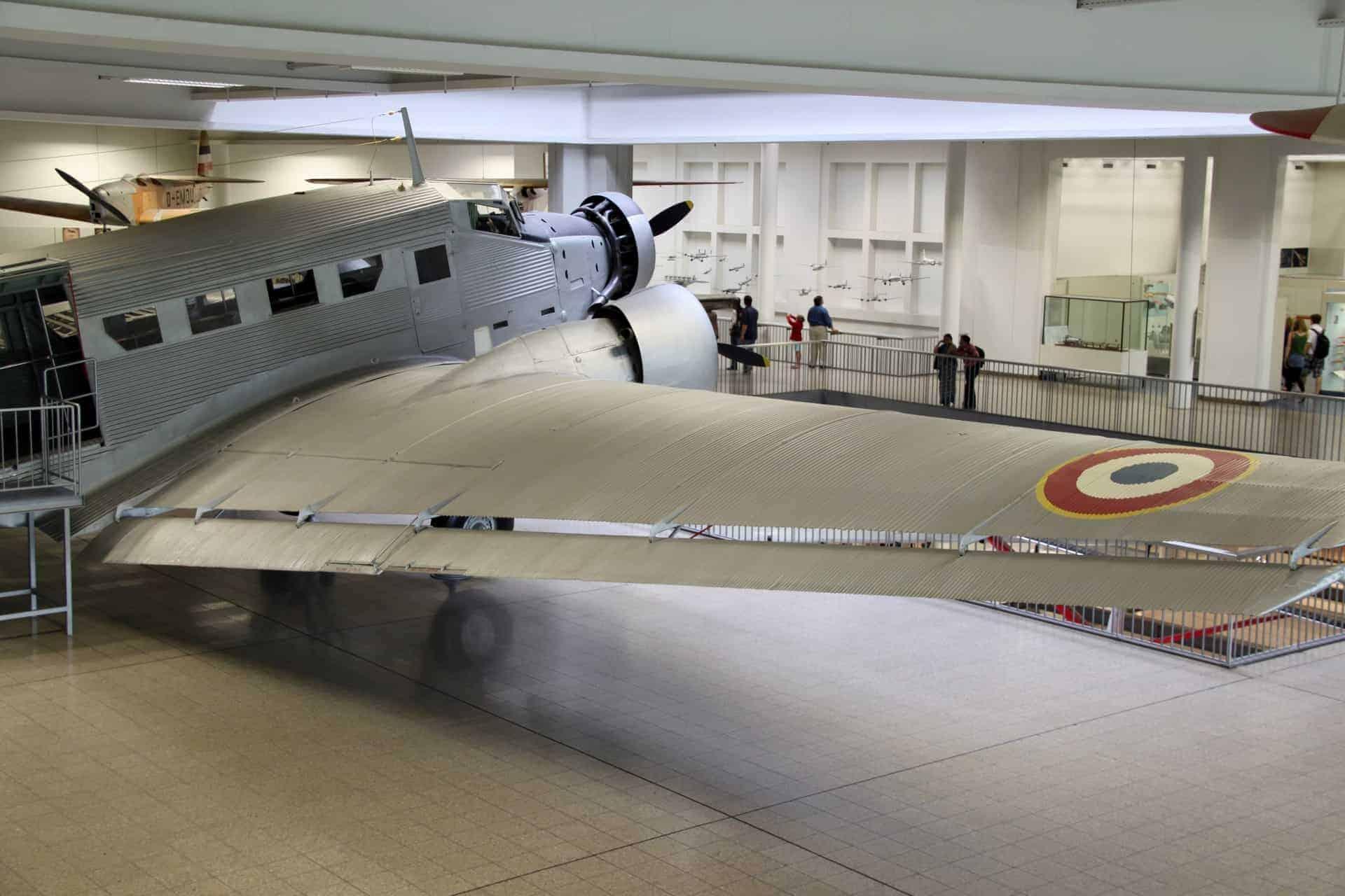 München_Deutsches_Museum_Flugzeug
