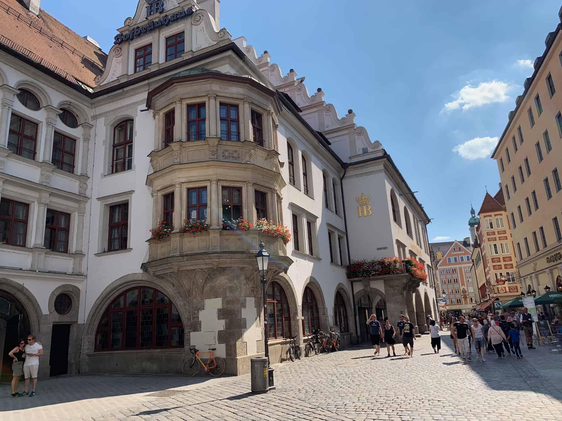 München_Hofbräuhaus