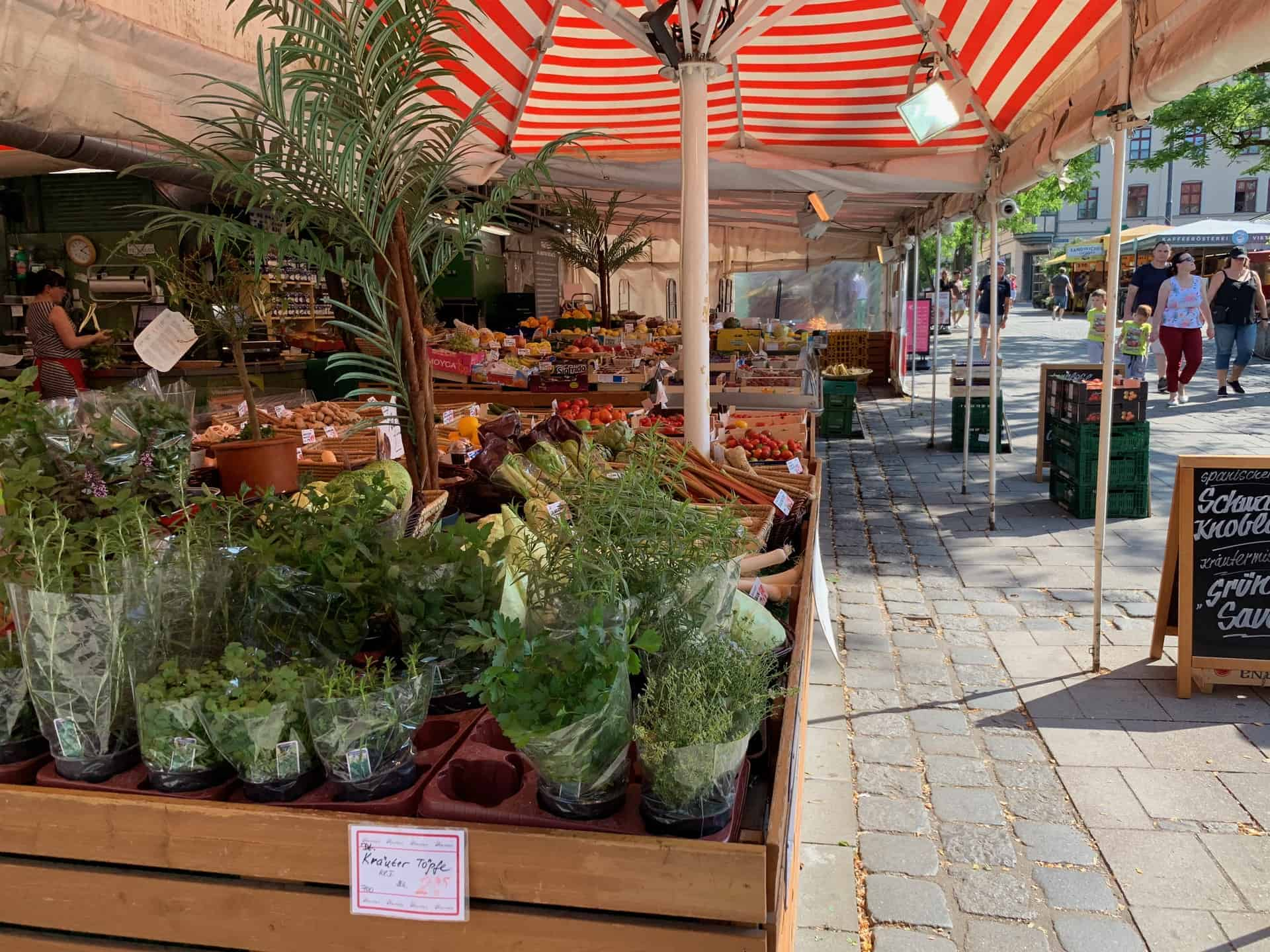 München_Viktualienmarkt_Stand_Kräuter