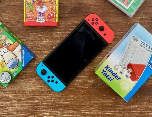 Unser Reisespiel #1 – Die Nintendo Switch