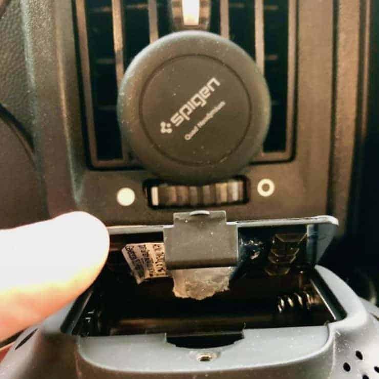 Reifendruck Kontrollsystem Einbau Spigen