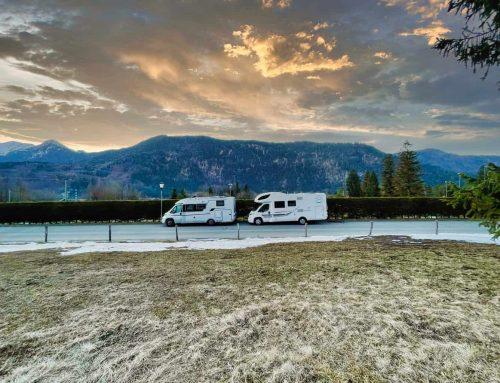 Im Wohnmobil trotz Corona reisen und übernachten