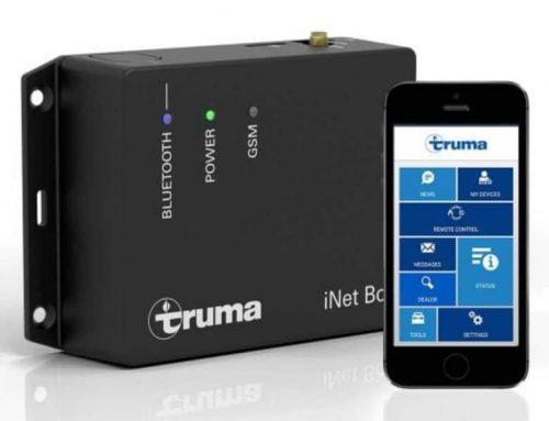 Truma iNet Box mit Lösungen für Heizung und Gas im Camper