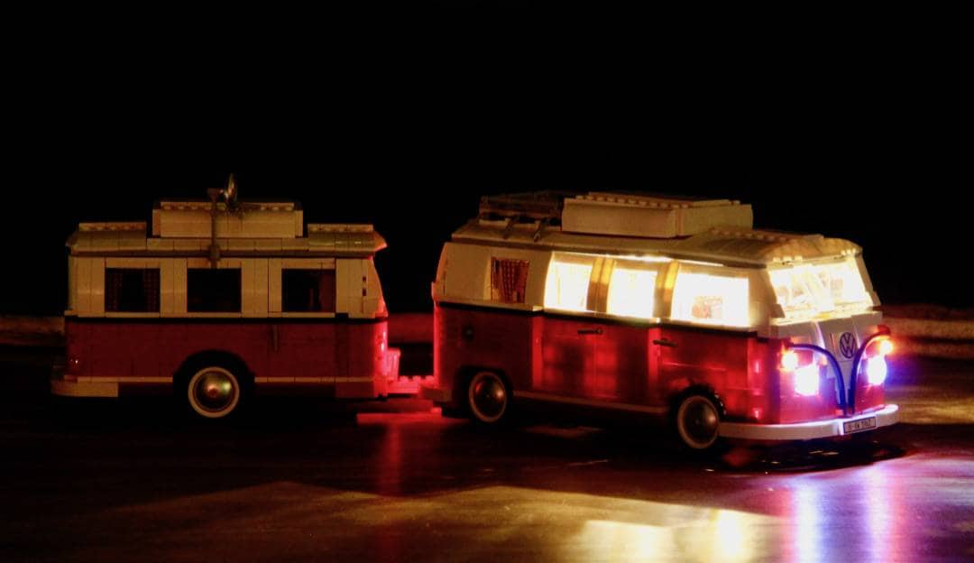 VW T1 Nacht