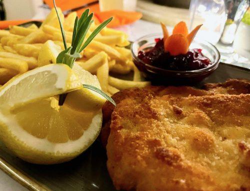 Wohnmobil-Dinner 🚐 Essen im mobilen Restaurant
