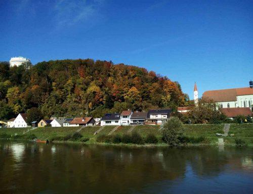 Wochenendausflug ins Altmühltal und an die Donau