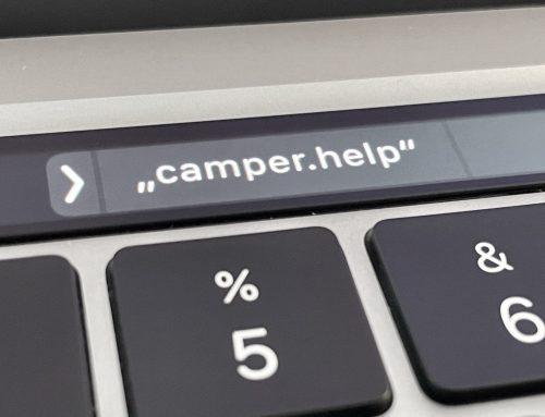 Dein Gastbeitrag auf camper.help schreiben und veröffentlichen