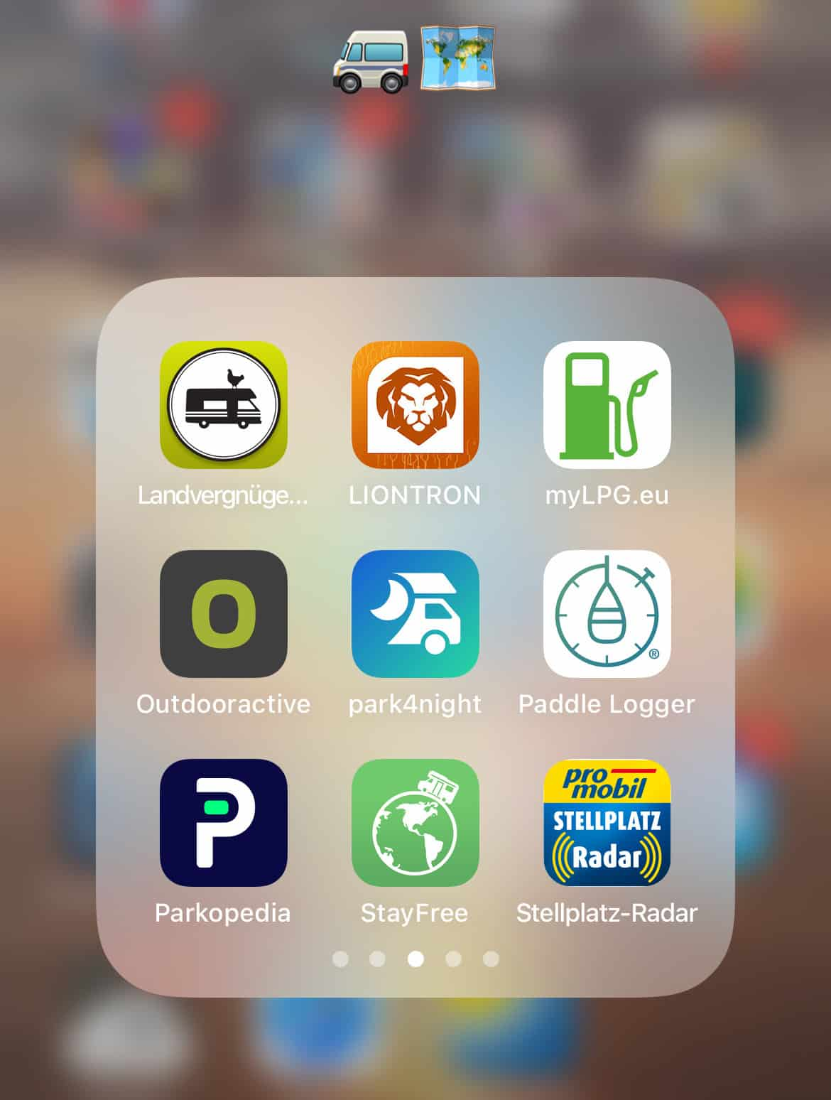 iPhone12Pro-iPhone-Camping-Apps